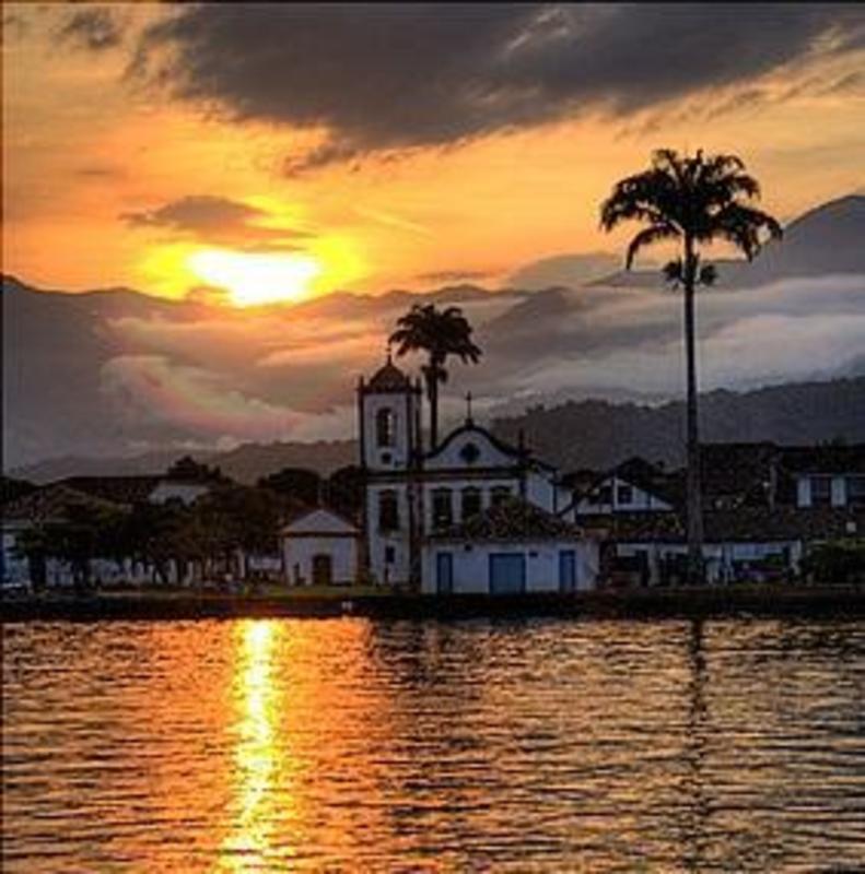 Sunrise In Paraty